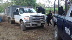 Tanto los vehículos como el hidrocarburo fueron puestos a disposición de las autoridades.