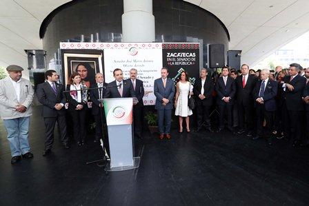 Exposición de Rubén Soria