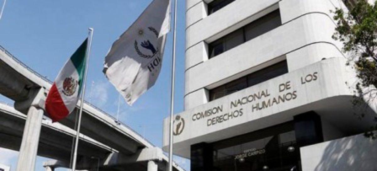 Hay irregularidades de servidores públicos al investigar desaparición de activista: CNDH