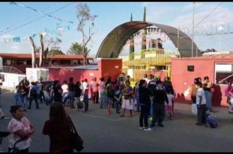 Reciben clases 91.3% de los estudiantes con normalidad en Oaxaca: IEEPO
