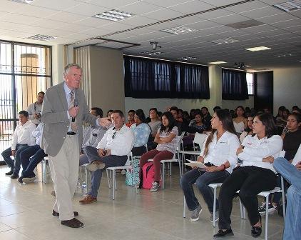 Comunidad estudiantil de la UTVCO