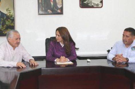 Toma posesión Juan Ramón Díaz Pimentel como delegado estatal del IMSS Oaxaca