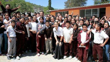 Para programas educativos en Oaxaca