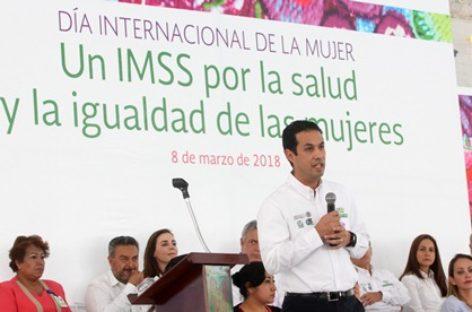 Invertirá IMSS más de 600 mdp en la construcción de siete clínicas para cáncer de mama