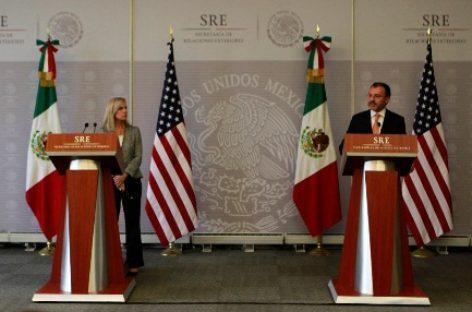 Acuerdan México y EUA cooperación en beneficio de la economía en ambos lados de la frontera