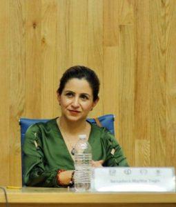 Senadora ciudadana