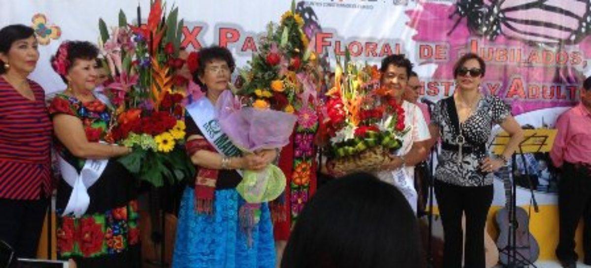 Invita IMSS a participar en su XX Paseo Floral