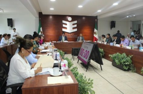 Determina Instituto Electoral de Oaxaca el financiamiento público de 2018