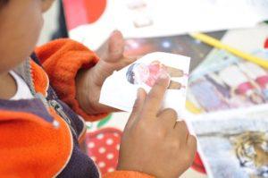 Impartieron a los niños actividades pedagógicas y culturales.