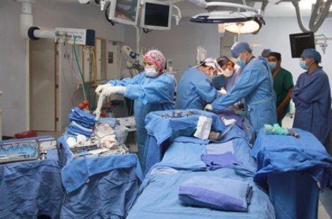 Sellan cirujanos del IMSS hígado roto de embarazada