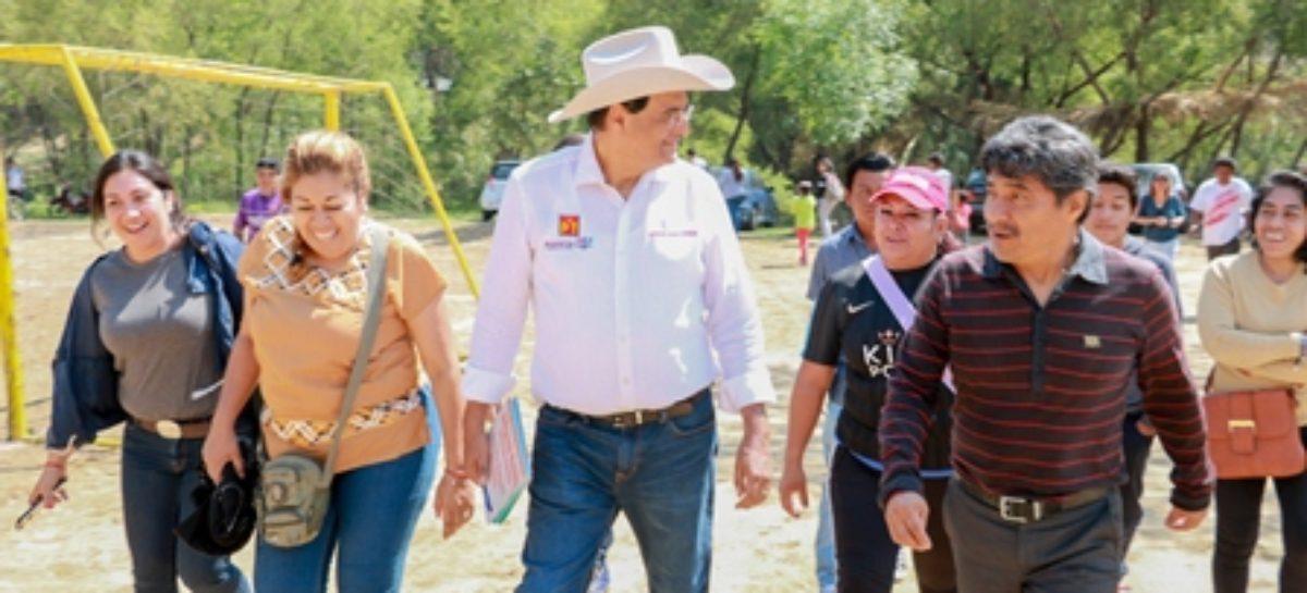 Vecinos de San Jacinto piden a Benjamín Robles ayuda por grave contaminación de Atoyac