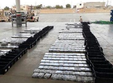 Asegura Ejército Mexicano marihuana, metanfetamina y combustible en tres estados