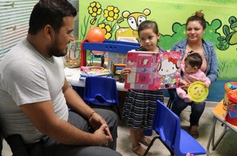 Salvan médicos del IMSS-Colima a niña de cuatro años con severo problema pulmonar