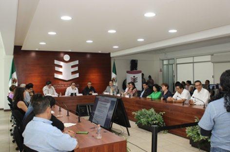 Firman IEEPCO e INE convenio para atender quejas en las elecciones 2018