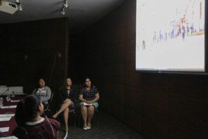 """El reconocimiento de primer lugar a """"Jugando por mis derechos"""", fue entregado en Bogotá, Colombia."""