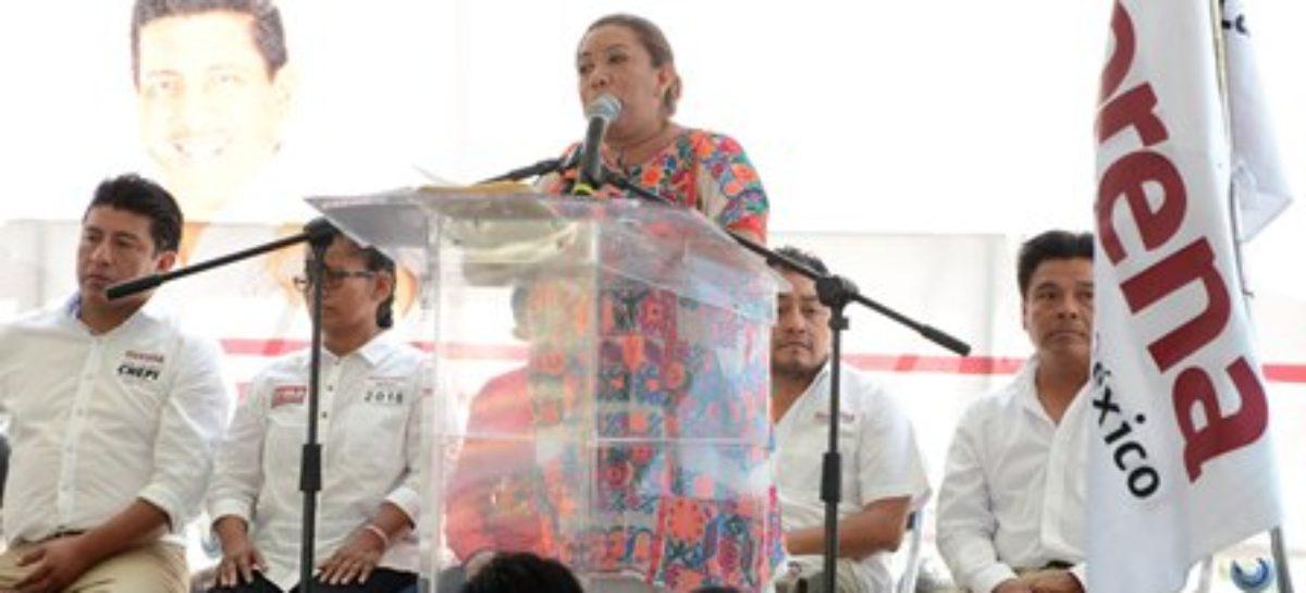 Condena partido Morena agresión a Sección 22
