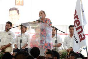 Presidenta de Morena Oaxaca