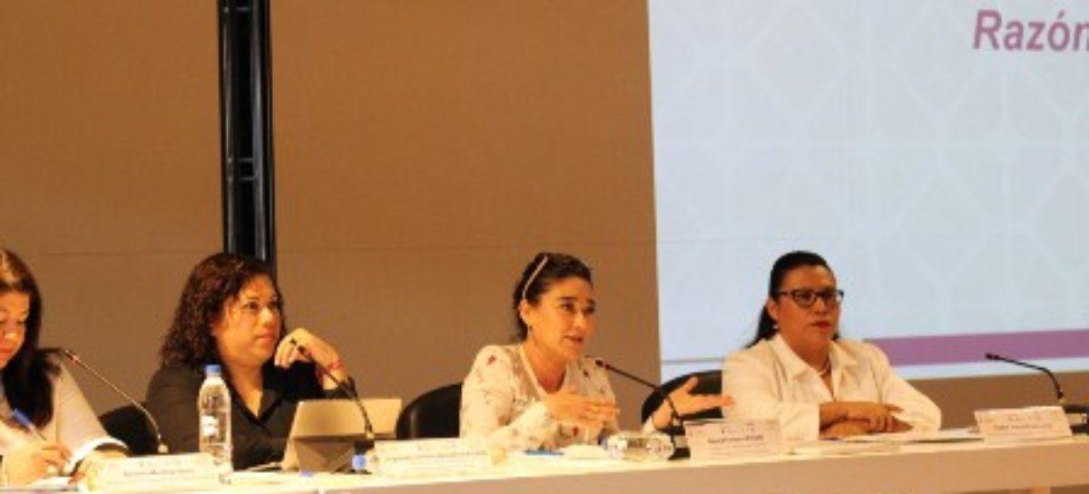 Instituciones se suman a la defensa integral de los derechos políticos de las mujeres