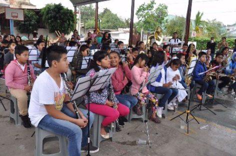 """Invitan al debut de la Banda de Música Infantil y Juvenil de """"Santa Lucía"""""""