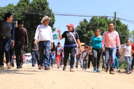Votar por el PT es sufragar por Andrés Manuel López Obrador: Robles Montoya