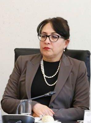 Embajadora de México en Venezuela