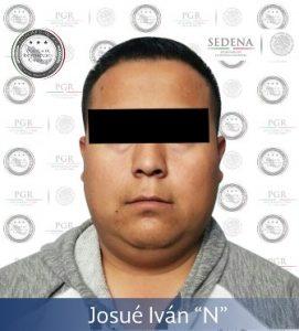 Presunto líder criminal