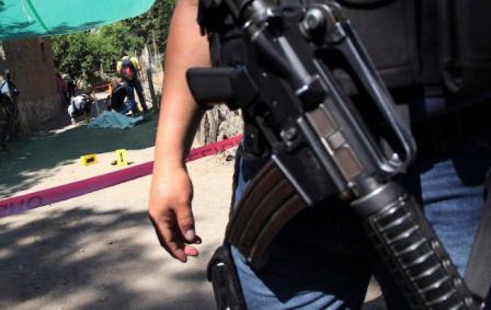 Oaxaca está en paz