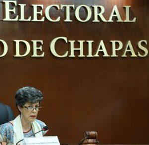 Tribunales electorales cumplirán con mandato constitucional en elecciones.