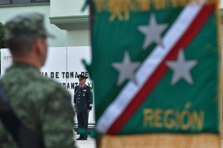Fuerzas armadas de México y EU