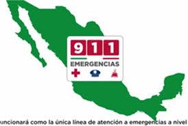 Número de emergencias 911