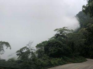 Lluvias en diversas regiones de Oaxaca.