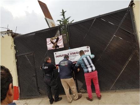 d8d4db865c Aseguran chatarrera en el Estado de México por comprar cable robado a Telmex