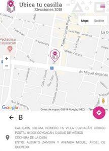 En Coyoacán e Iztapalapa