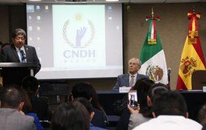 Coordinador General de Seguimiento de Recomendaciones y Asuntos Jurídicos de la CNDH