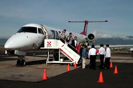 Incrementa Oaxaca conectividad aérea