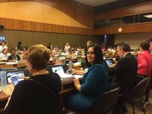 Y sobre todo la importancia de la participación de la mujer en la vida pública nacional.