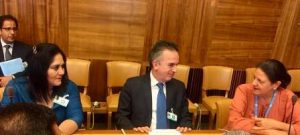 Subsecretario para Asuntos Multilaterales y Derechos Humanos