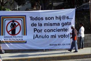 Campaña de voto nulo