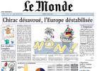 Respuesta de Felipe Calderón a Le Monde