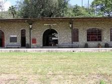Ex estación del ferrocarril