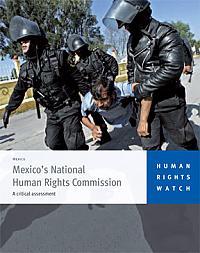 Carta íntegra de HRW al presidente Felipe Calderón