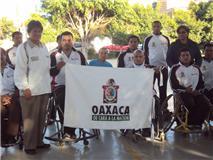 Participarán deportistas oaxaqueños en juegos nacionales sobre sillas de ruedas