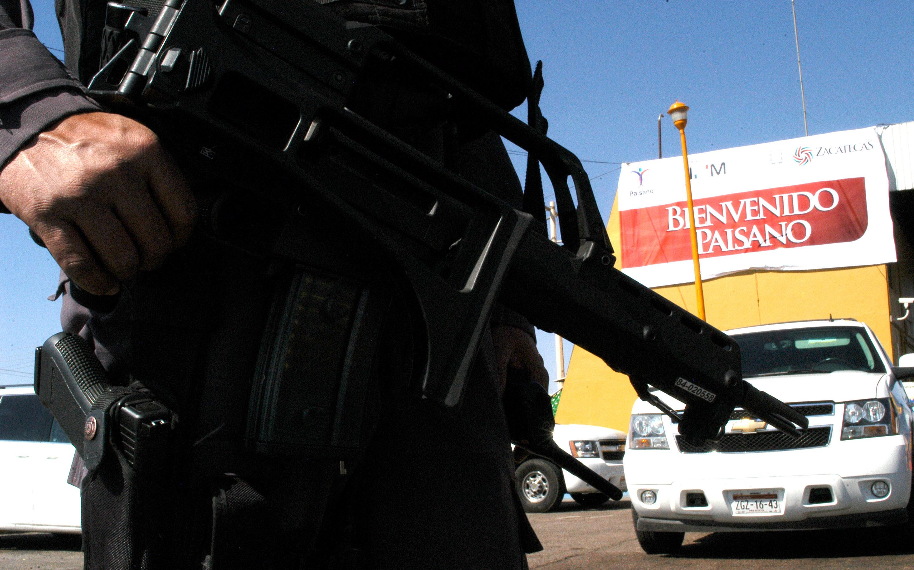 """Inician en Oaxaca """"cacería"""" de migrantes"""
