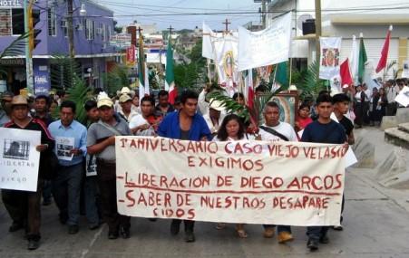 A 4 AÑOS DE LA MASACRE DE VIEJO VELASCO CHIAPAS