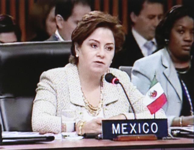 """Reprueba cancillería mexicana información de Wikileaks, por """"parcial e inexacta"""""""