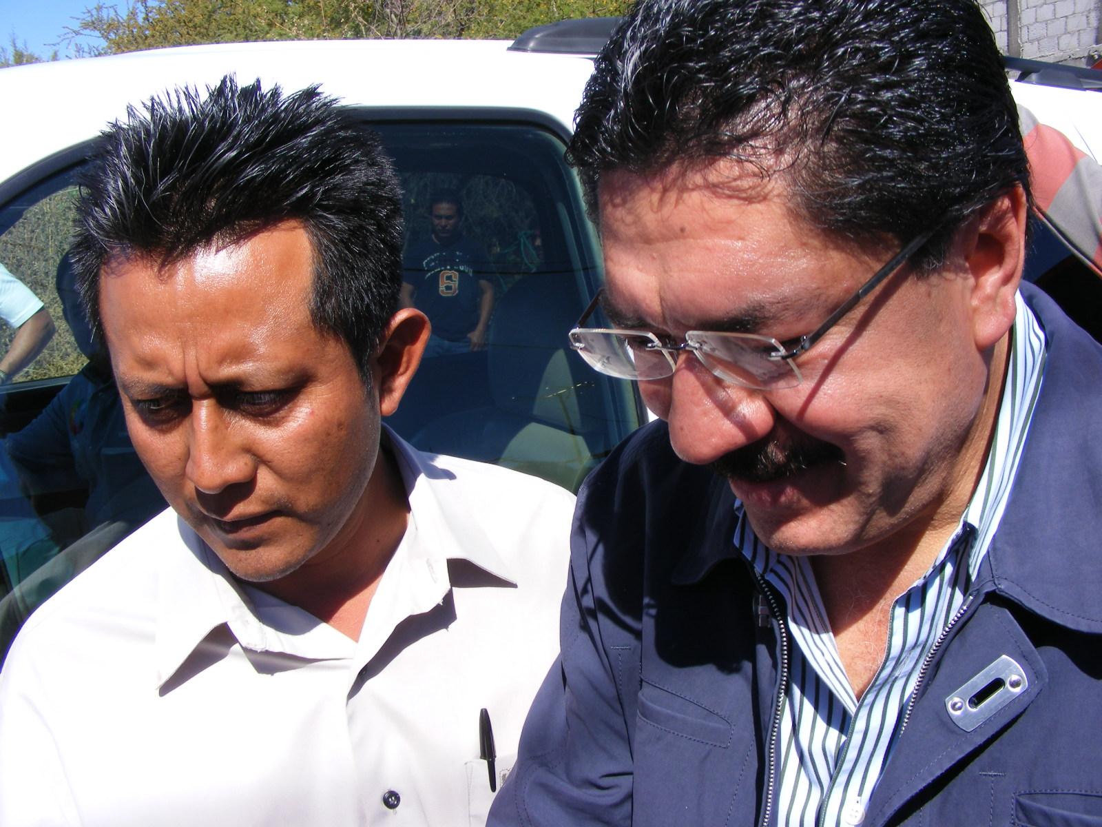 La gestión de Ruiz Ortiz terminó a las 23:59 horas del martes.