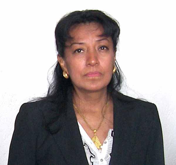 Renuncia Candelaria Chiñas a la Procuraduría