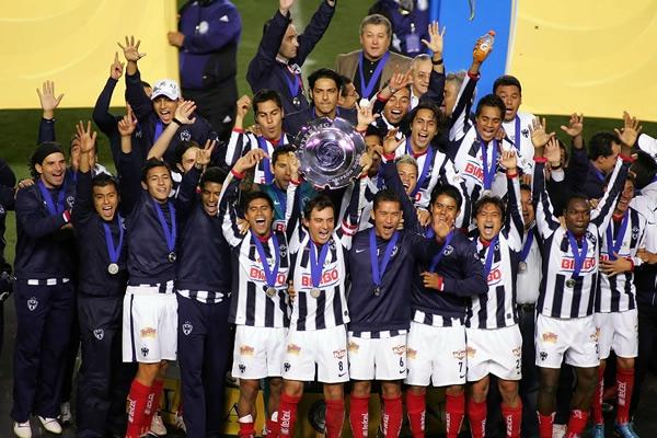 Monterrey  Campeón, gana su cuarto campeonato