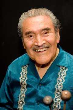 Fallece el maestro Zeferino Nandayapa, virtuoso de la marimba