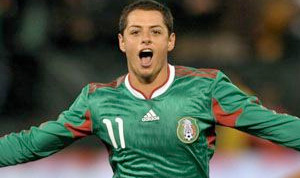 El Chicharito Hernández inicia año anotando gol, en la liga inglesa